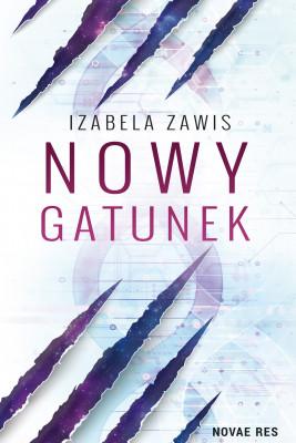 okładka Nowy gatunek, Ebook | Izabela Zawis