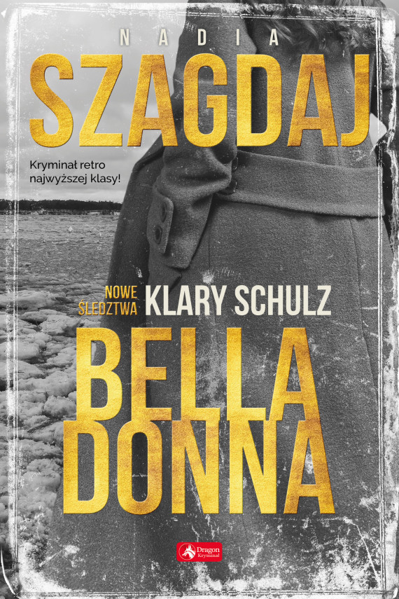 okładka Bella Donnaebook | EPUB, MOBI | Szagdaj Nadia
