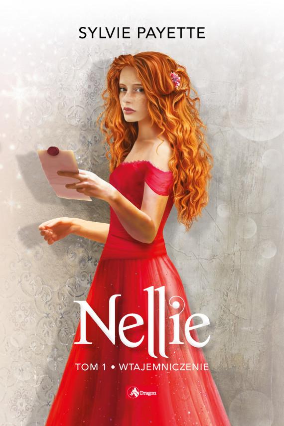 okładka Nellieebook | EPUB, MOBI | Payette Sylvie