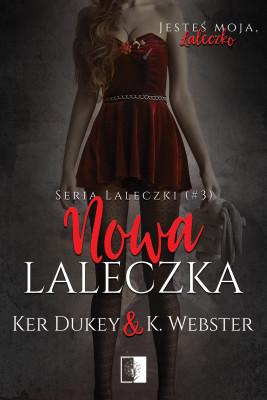 okładka Nowa laleczka, Ebook   Dukey & K. Webster Ker