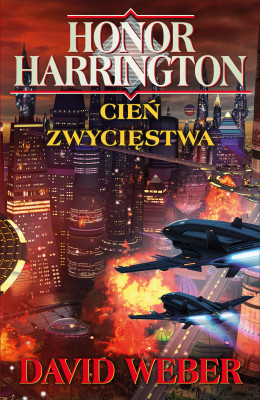 okładka Honor Harrington. Cień zwycięstwa (Honor Harrington), Ebook | David Weber