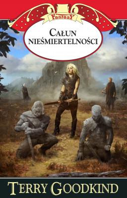 okładka Kroniki Nicci (Tom 2). Całun nieśmiertelności, Ebook | Terry Goodkind