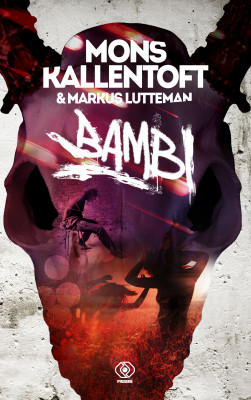 okładka Herkules (Tom 3). Bambi, Ebook | Mons Kallentoft