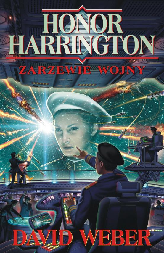 okładka Honor Harrington (#16). Zarzewie wojnyebook | EPUB, MOBI | David Weber, Jarosław Kotarski
