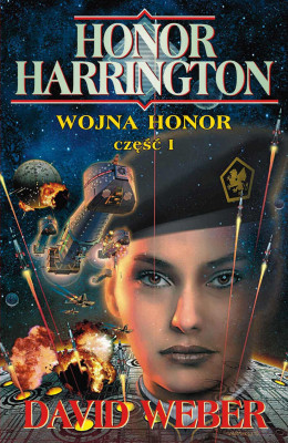 okładka Honor Harrington (#11). Wojna Honor cz.1, Ebook | David Weber