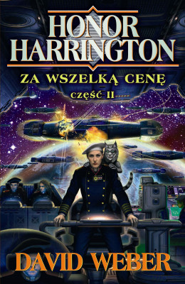 okładka Honor Harrington (#15). Za wszelką cenę. Tom 2, Ebook | David Weber