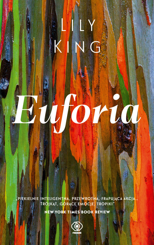 okładka Euforiaebook | EPUB, MOBI | Lily King, Ewa Ledóchowicz, Małgorzata Chwałek