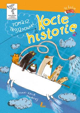 okładka Kocie Historie, Ebook   Tomasz Trojanowski