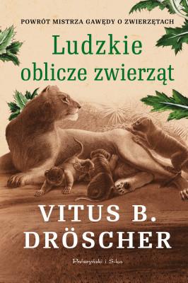 okładka Ludzkie oblicze zwierząt, Ebook | Vitus B. Dröscher