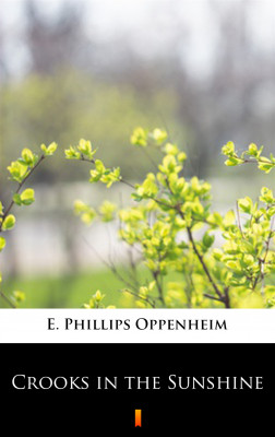 okładka Crooks in the Sunshine, Ebook | E. Phillips Oppenheim