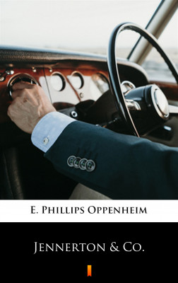 okładka Jennerton & Co., Ebook | E. Phillips Oppenheim