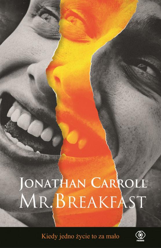 okładka Mr. Breakfastebook | EPUB, MOBI | Jonathan Carroll, Jacek Wietecki