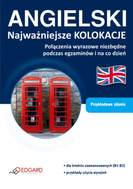 okładka Angielski Najważniejsze kolokacje, Ebook | autor zbiorowy