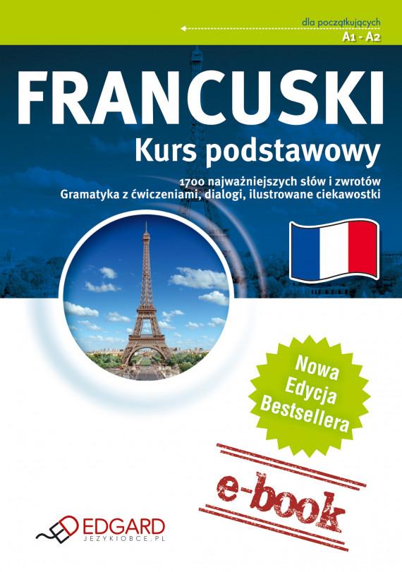 okładka Francuski Kurs podstawowyebook   EPUB, MOBI   autor zbiorowy
