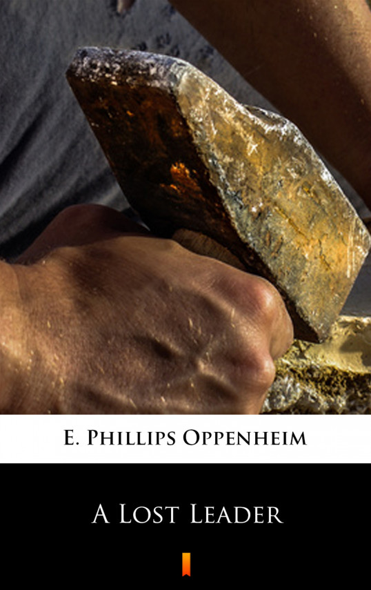 okładka A Lost Leaderebook   EPUB, MOBI   E. Phillips Oppenheim