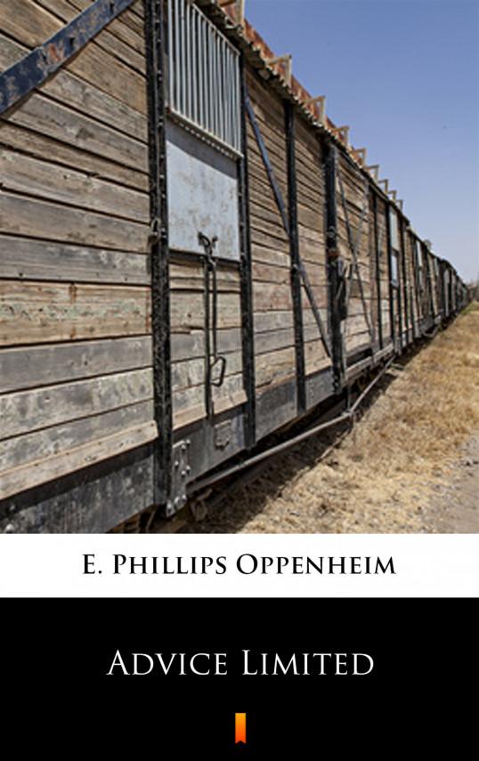 okładka Advice Limitedebook | EPUB, MOBI | E. Phillips Oppenheim
