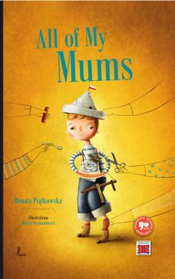 okładka All of My Mums, Ebook | Renata  Piątkowska