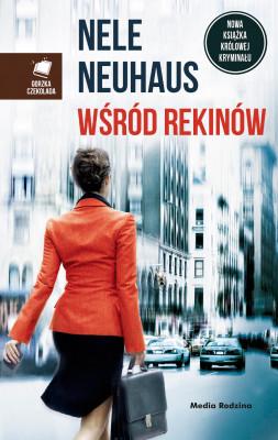 okładka Wśród rekinów, Ebook | Nele Neuhaus