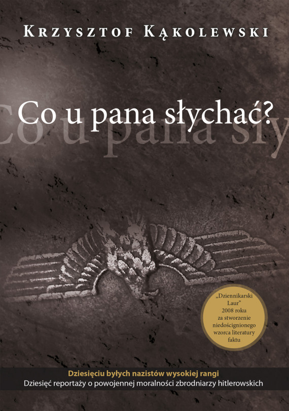 okładka Co u pana słychać?ebook | EPUB, MOBI | Krzysztof Kąkolewski