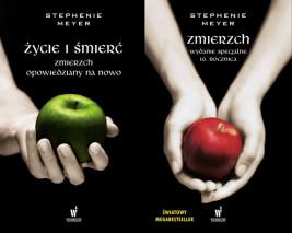 okładka ZMIERZCH. Życie i śmierć. Zmierzch opowiedziany na nowo, Ebook | Stephenie Meyer