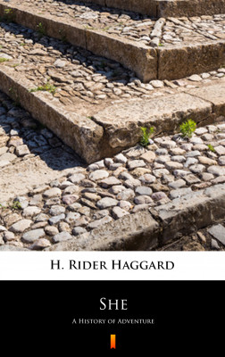 okładka She. A History of Adventure, Ebook | H. Rider  Haggard