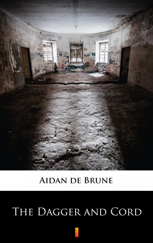 okładka The Dagger and Cordebook   EPUB, MOBI   Aidan de Brune