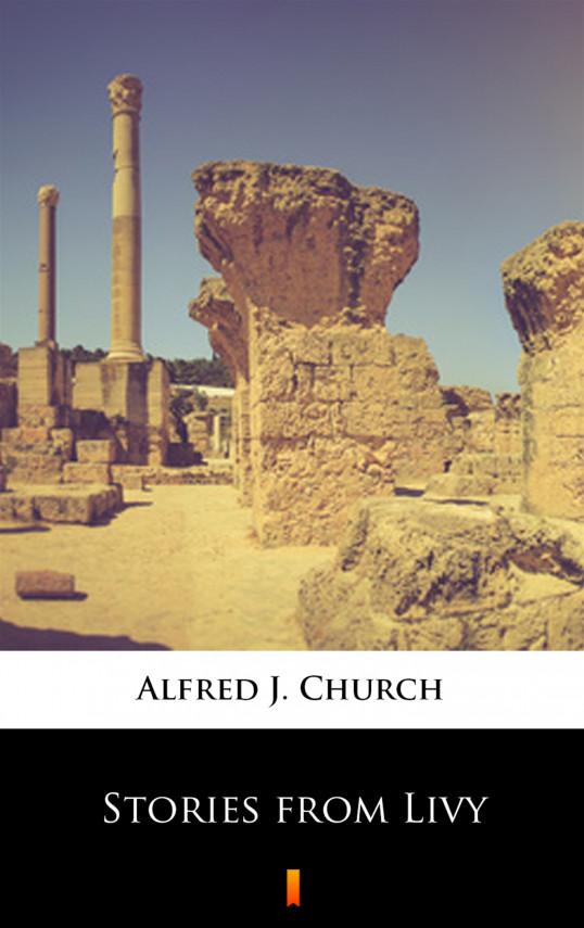 okładka Stories from Livyebook | EPUB, MOBI | Alfred J. Church