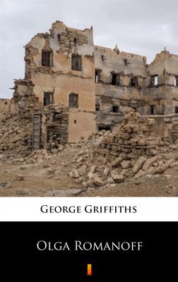 okładka Olga Romanoff, Ebook   George Griffiths