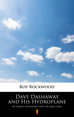 okładka Dave Dashaway and His Hydroplane. Or Daring Adventures over the Great Lakes, Ebook | Roy Rockwood