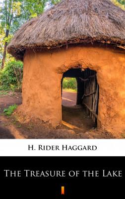 okładka The Treasure of the Lake, Ebook | H. Rider  Haggard