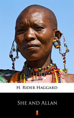 okładka She and Allan, Ebook | H. Rider  Haggard