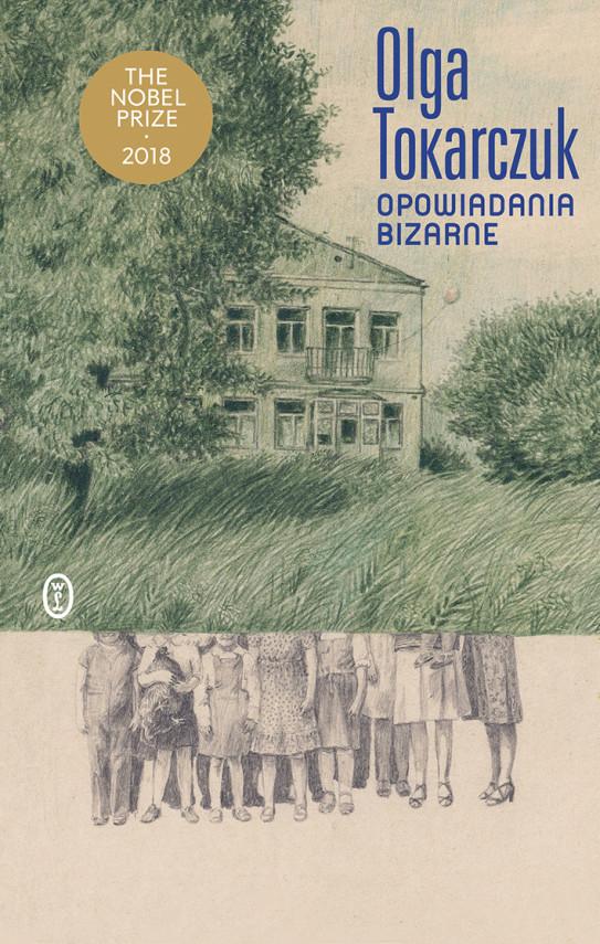 okładka Opowiadania bizarneebook | EPUB, MOBI | Olga Tokarczuk