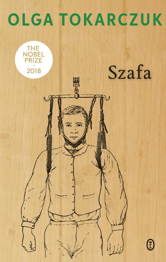 okładka Szafaebook | EPUB, MOBI | Olga Tokarczuk