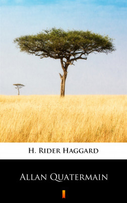 okładka Allan Quatermain, Ebook | H. Rider  Haggard