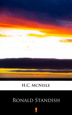 okładka Ronald Standish, Ebook   H.C. McNeile