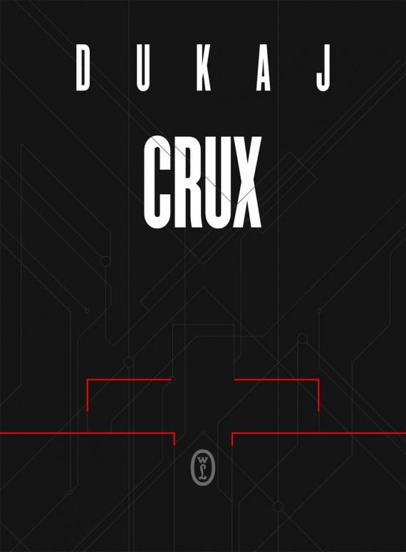okładka Cruxebook   EPUB, MOBI   Jacek Dukaj
