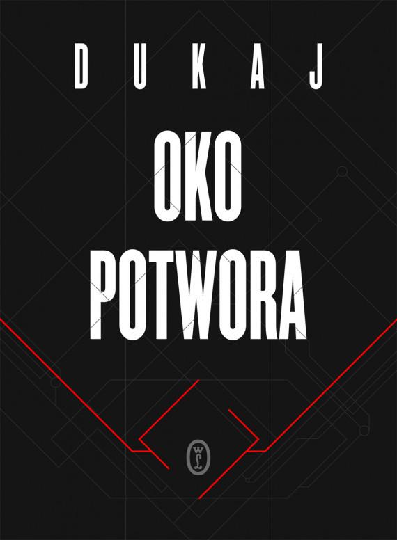 okładka Oko potworaebook | EPUB, MOBI | Jacek Dukaj