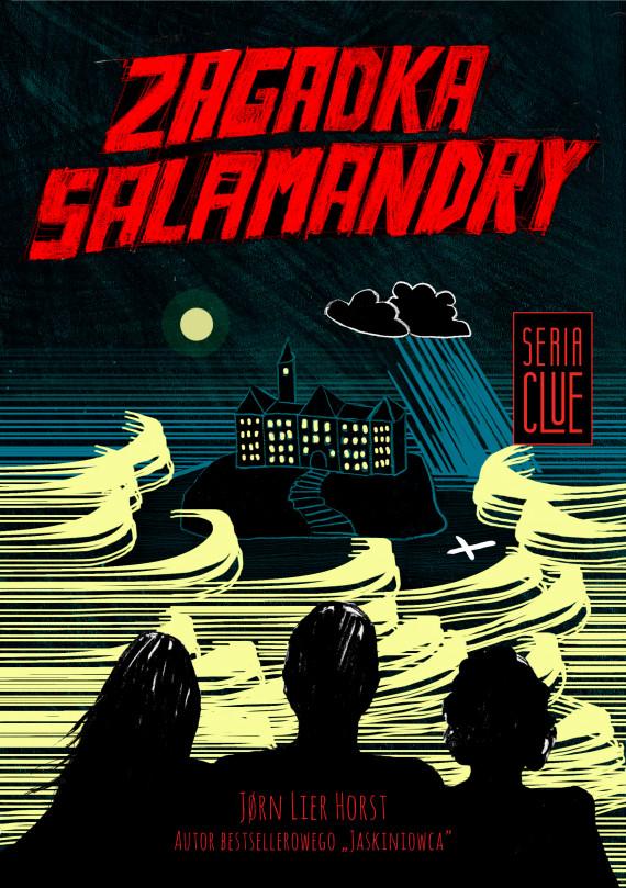 okładka CLUE (Tom 1). Zagadka salamandryebook | EPUB, MOBI | Jorn Lier  Horst, Milena Skoczko