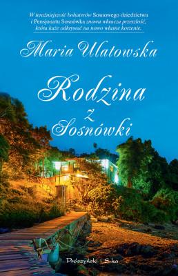 okładka Rodzina z Sosnówki, Ebook | Maria Ulatowska