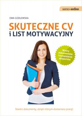 okładka Samo Sedno - Skuteczne CV i list motywacyjny, Ebook | Ewa  Godlewska