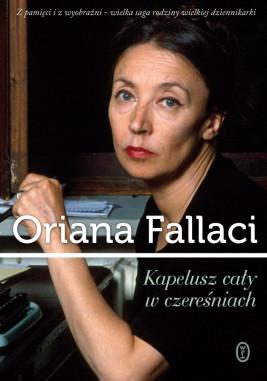 okładka Kapelusz cały w czereśniach, Ebook | Oriana Fallaci
