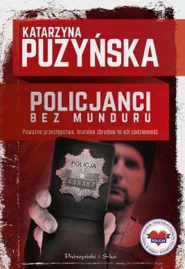 okładka Policjanci. Bez munduru, Ebook | Katarzyna Puzyńska