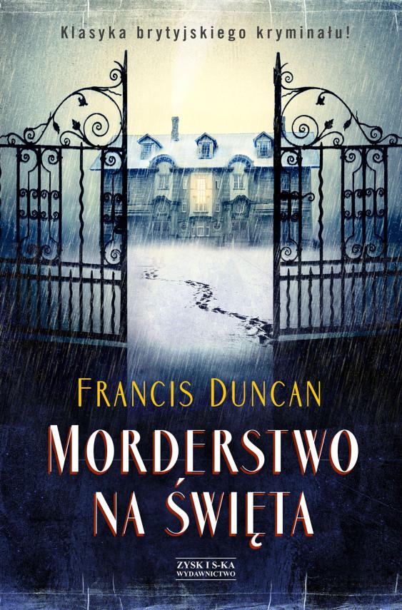 okładka Morderstwo na Świętaebook | EPUB, MOBI | Tomasz Bieroń, Francis Duncan