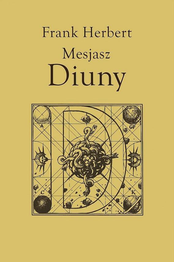 okładka Kroniki Diuny (#2). Mesjasz Diunyebook | EPUB, MOBI | Frank Herbert