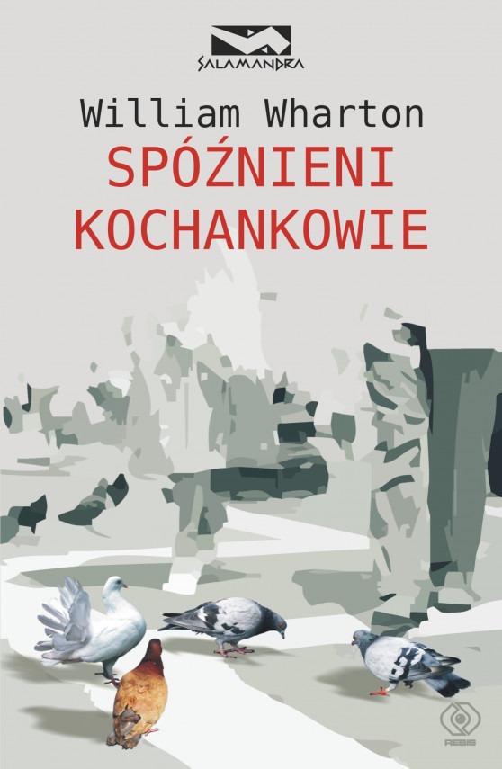 okładka Spóźnieni kochankowieebook | EPUB, MOBI | William Wharton