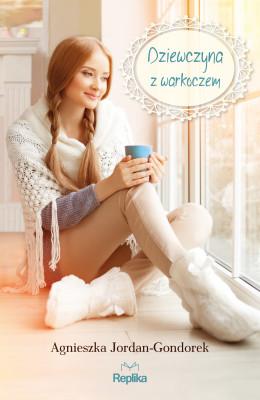 okładka Dziewczyna z warkoczem, Ebook | Agnieszka Jordan-Gondorek