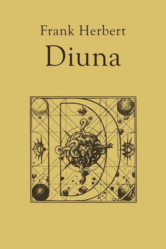 okładka Kroniki Diuny (#1). Diuna, t.1ebook | EPUB, MOBI | Frank Herbert
