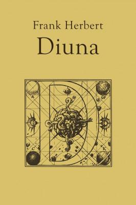 okładka Kroniki Diuny (#1). Diuna, t.1, Ebook | Frank Herbert