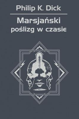 okładka Marsjański poślizg w czasie, Ebook | Philip K. Dick