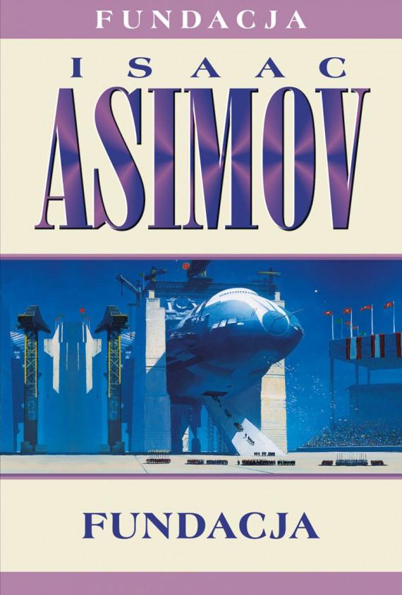okładka Fundacja (#3). Fundacjaebook | EPUB, MOBI | Isaac Asimov, Andrzej Jankowski